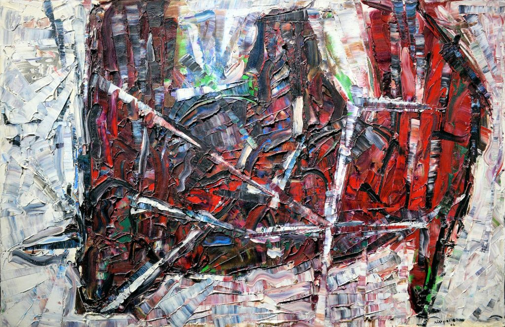 Jean paul riopelle canadian art group for Ecole du meuble montreal